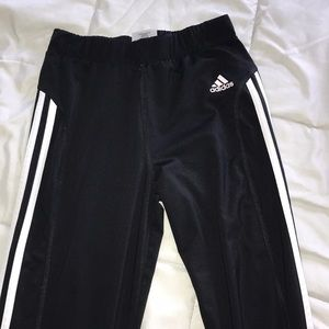 Adidas stretchy leggings/joggers